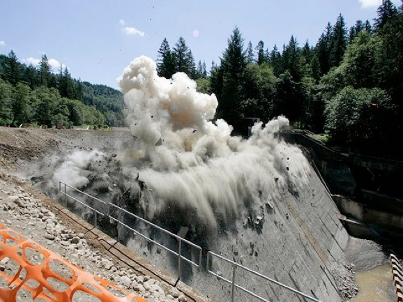 Faq Safety Q Would Removal Of The Dam Help Alleviate